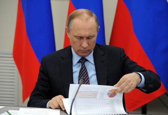 """Sputink""/""Scanpix"" nuotr./Vladimiras Putinas"