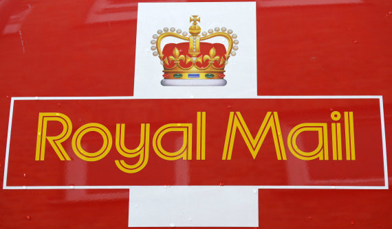 """Reuters""/""Scanpix"" nuotr./""Royal Mail"""