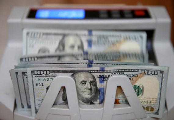 """""""Reuters""""/""""Scanpix"""" nuotr./Ukrainos politikai namuose laiko didžiules sumas grynųjų JAV doleriais ir eurais"""
