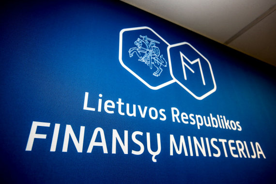Vidmanto Balkūno / 15min nuotr./Finansų ministerija