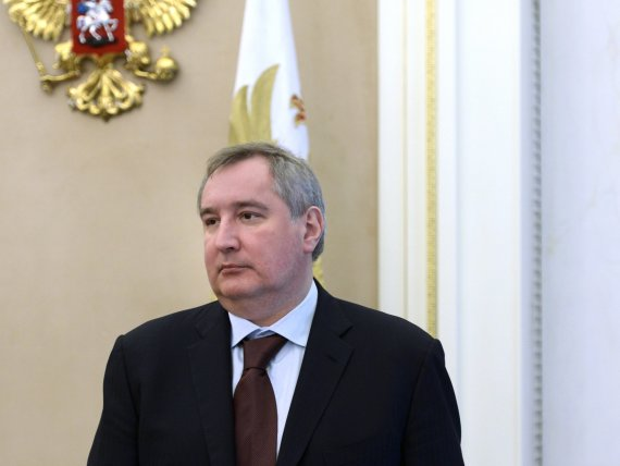 """Scanpix""/""RIA Novosti"" nuotr./Dmitrijus Rogozinas."