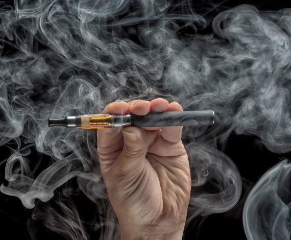 123rf.com nuotr. /Elektroninės cigaretės