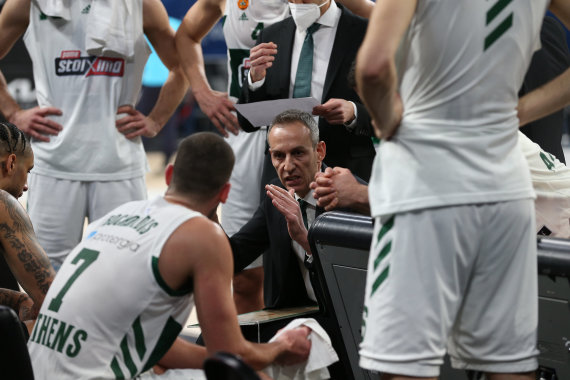 Euroleague.net nuotr./Odedas Kattashas
