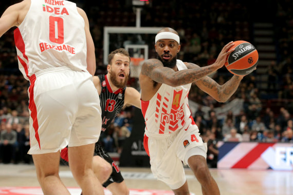 Euroleague.net nuotr./Lorenzo Brownas