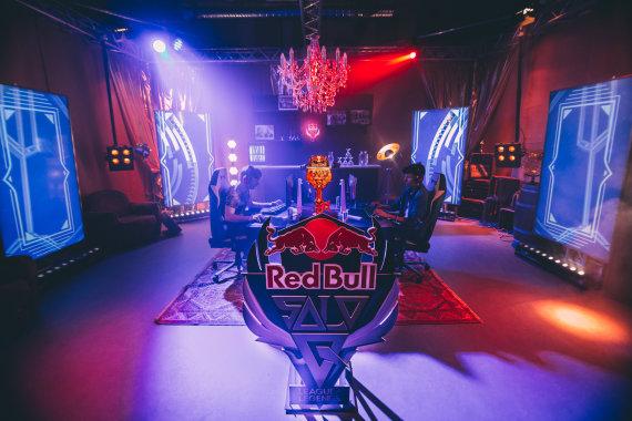 Red Bull Solo Q čempionatas