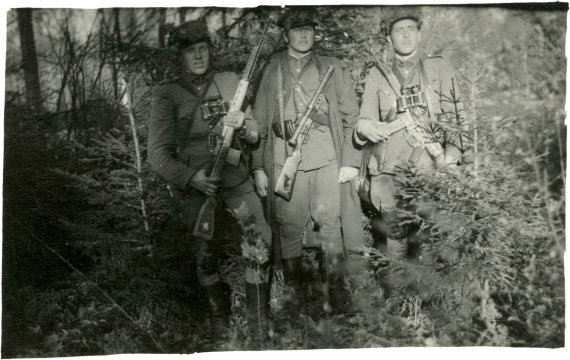 Kęstučio apygardos partizanai, 1949 m.