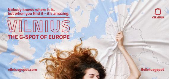 """""""Vilniaus – Europos G taško"""" reklaminė kampanija"""