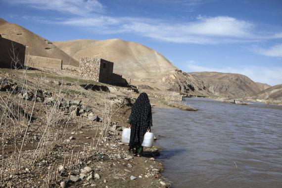 Sandros Calligaro nuotr./Vietos žmonių gyvenimas Afganistane