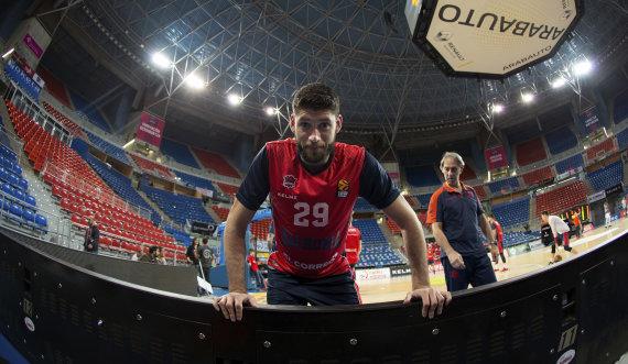 Getty Images/Euroleague.net nuotr./Patricio Garino