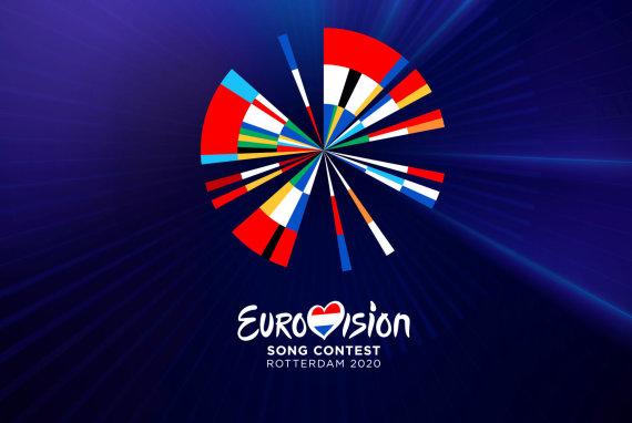 """Eurovision.tv/2020 metų """"Eurovizijos"""" logotipas"""