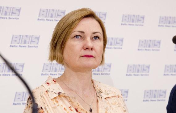 Valdo Kopūsto / 15min nuotr./LPĮA direktorė Rūta Vainienė