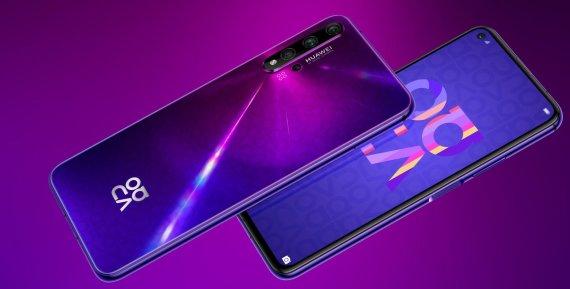 "Gamintojo nuotr./""Huawei Nova 5T"""
