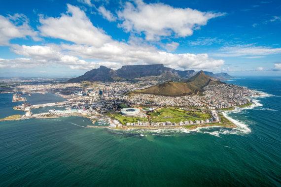 123rf.com nuotr./Pietų Afrikos Respublika, Keiptaunas