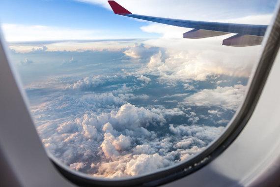 123rf.com nuotr./Lėktuvas