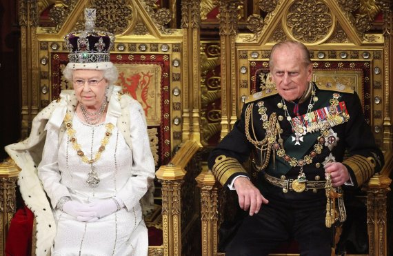 """Reuters""/""Scanpix"" nuotr./Princo Philipo gyvenimo akimirkos"