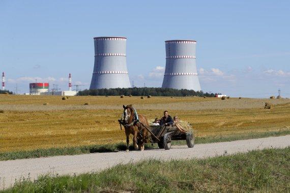 """""""Scanpix""""/AP nuotr./Astravo atominė elektrinė"""