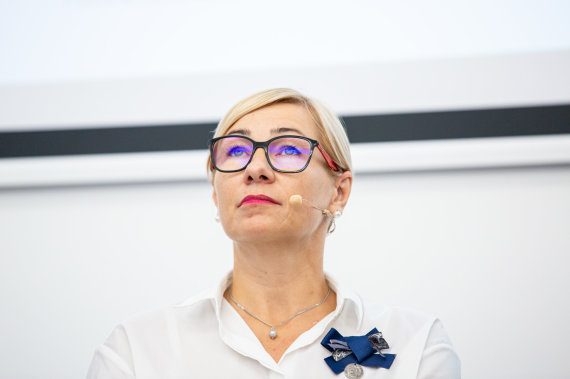 Mindaugo Mikulėno nuotr. /TS-LKD rinkimų programos pristatymas