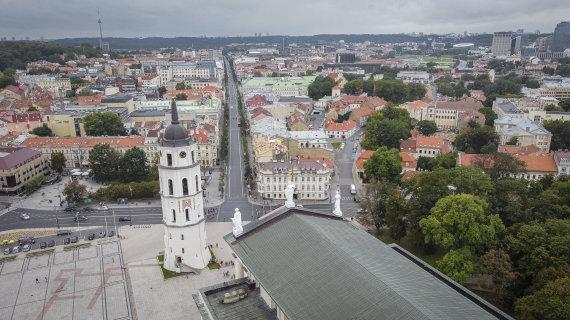 Roko Lukoševičiaus / 15min nuotr./Vilniaus senamiestis