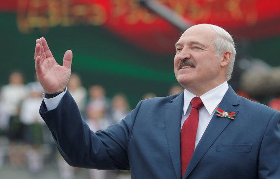 """Reuters""/""Scanpix"" nuotr./Aleksandras Lukašenka"