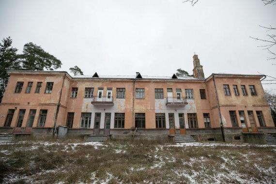 Sauliaus Žiūros nuotr./Vilniaus infekcinė ligoninė