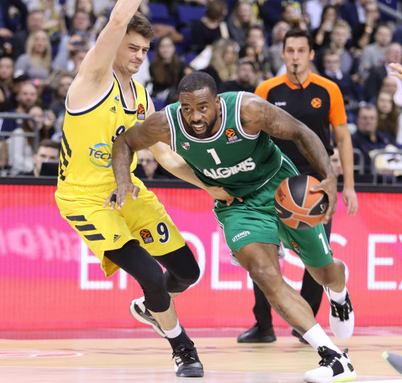 Getty Images/Euroleague.net nuotr./KC Riversas