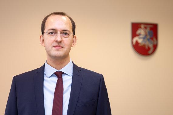 Žygimanto Gedvilos / 15min nuotr./Marius Skuodis