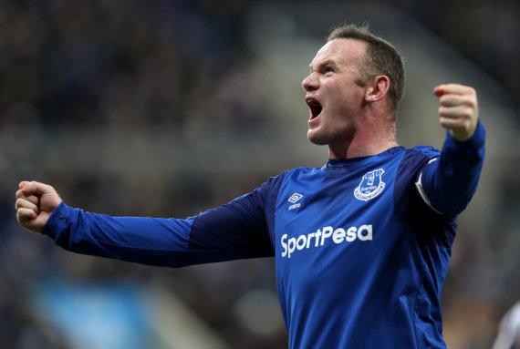 """Reuters""/""Scanpix"" nuotr./Wayne'as Rooney"
