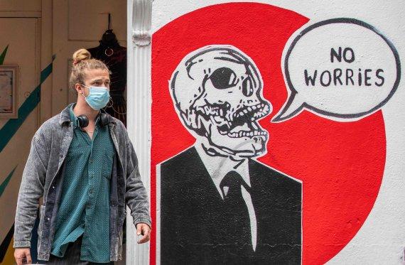 """AFP/""""Scanpix"""" nuotr./Koronavirusas Airijoje"""