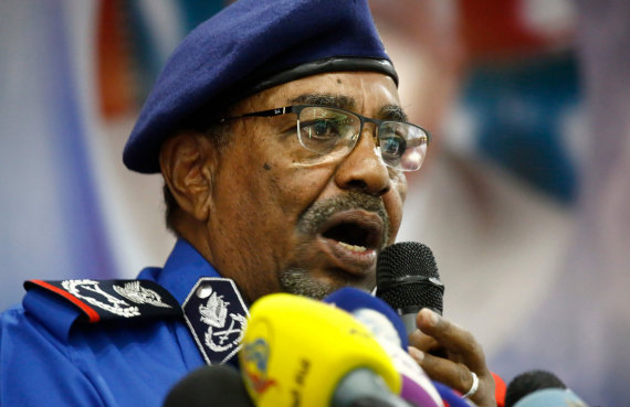"AFP/""Scanpix"" nuotr./Omaras al-Bashiras"