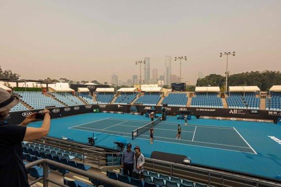 """AFP/""""Scanpix"""" nuotr./""""Australian Open"""""""
