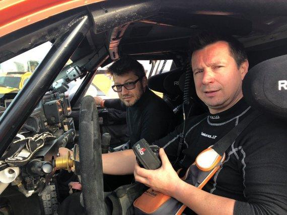 Craft Bearings nuotr./Darius Vaičiulis ir Antanas Juknevičius