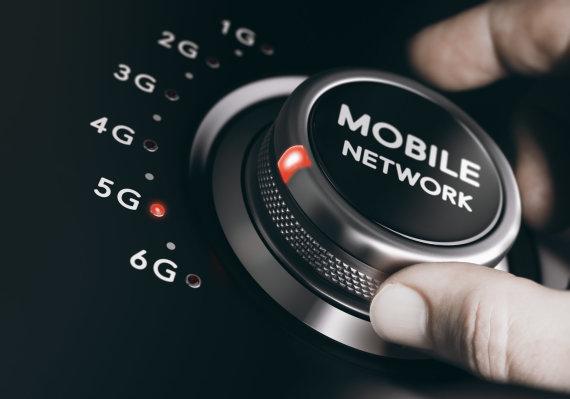 """""""Scanpix"""" nuotr./5G ryšys yra jau labai artima realybė. Tuo tarpu mokslininkai galvoja apie naują ryšių kartą – 6G"""