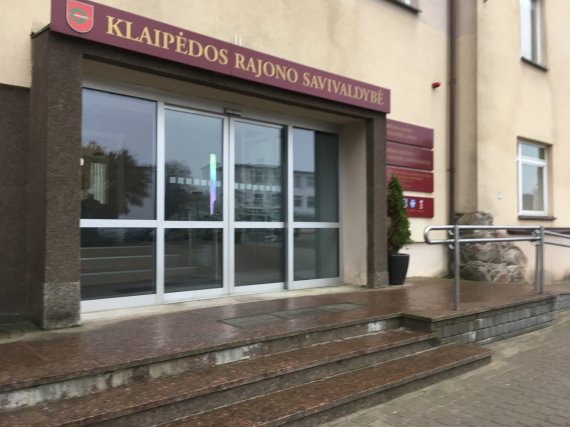 Aurelijos Jašinskienės/15min.lt nuotr./Klaipėdos rajono savivaldybė