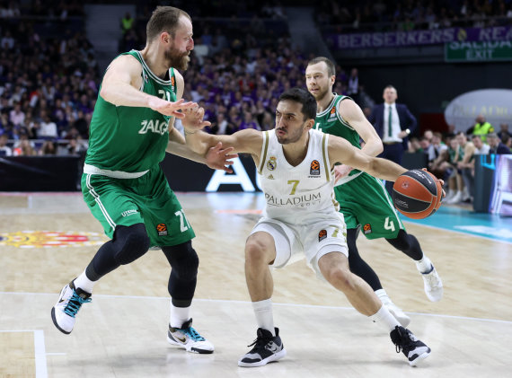 Getty Images/Euroleague.net nuotr./Facundo Campazzo