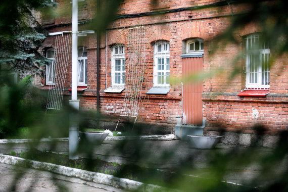 Eriko Ovčarenko / 15min nuotr./Panevėžio pataisos namai