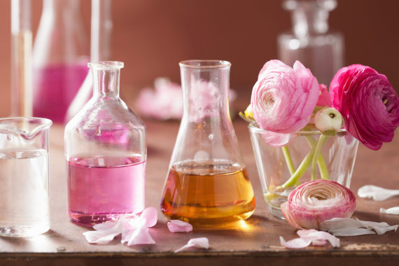 Fotolia nuotr./Aromaterapija
