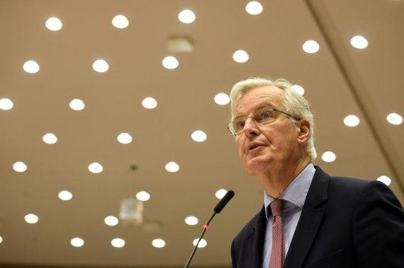 "AFP/""Scanpix"" nuotr./Michelis Barnier"
