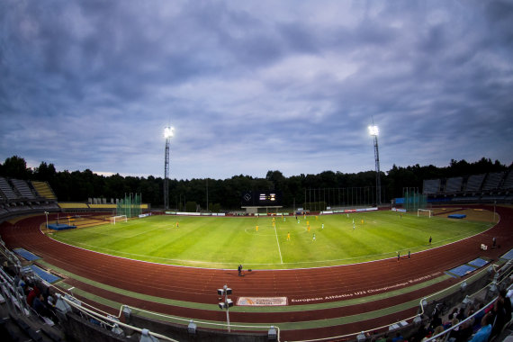 Augusto Četkausko nuotr./Kauno Dariaus ir Girėno stadionas