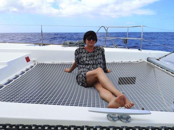 """""""Travel Planet"""" nuotr./Gabrielė Štaraitė Prancūzijos Polinezijoje"""