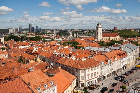 Vilniaus miesto savivaldybės nuotr./Vilnius