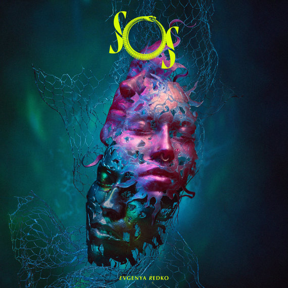 """Cherry Music"" nuotr./Evgenya Redko albumo ""SOS"" viršelis"