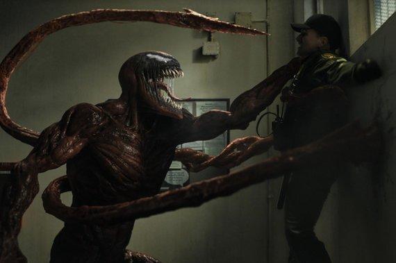 """CLINIC 212 nuotr./Filmas """"Venomas 2"""""""