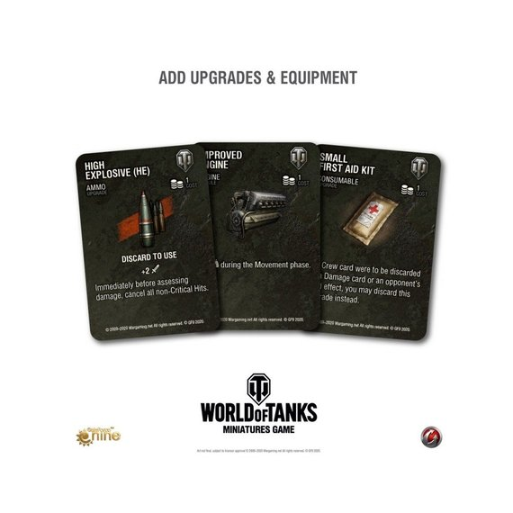 """""""The World of Tanks Miniatures"""""""