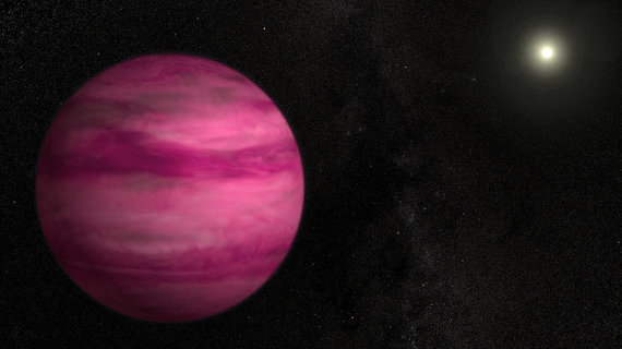123RF.com nuotr./pink Planet