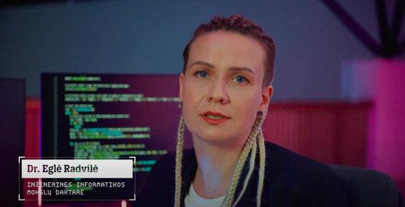 Tele2/Eglė Radvilė, inžinerinės informatikos mokslų daktarė