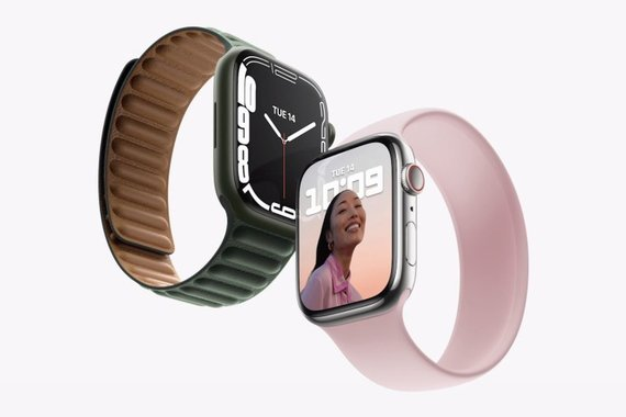 Apple/Apple Watch series 7