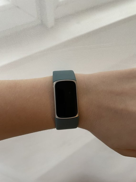 """Asmeninio archyvo nuotr./""""Fitbit Charge 5"""""""