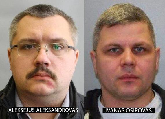 """Bellingcat"" nuotr. /A.Aleksandrovas ir I.Osipovas"