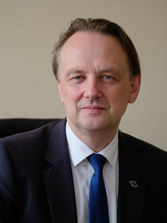 Vidaus reikalų ministerijos nuotr./Arnoldas Abramavičius