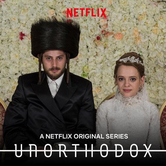 "Deborah Feldman nuotr./""Unorthodox"""